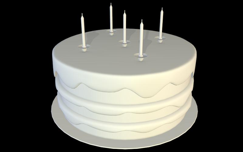 CakeFlowers1
